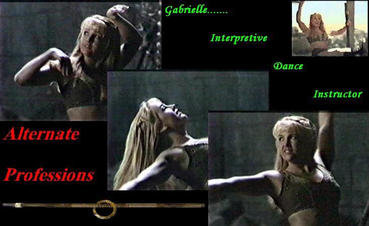 Gabrielle:Interprative Dance Instucter
